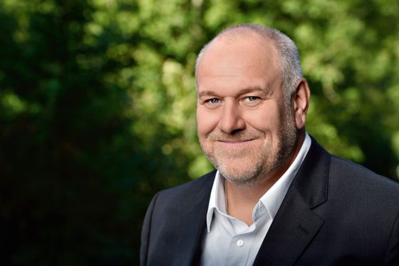 Matthias Altendorf, CEO, Endress + Hauser Gruppe