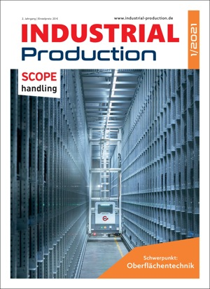 INDUSTRIAL Productionn Ausgabe 01/2021