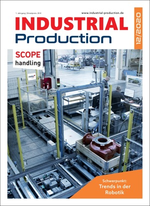 INDUSTRIAL Productionn Ausgabe 12/2020