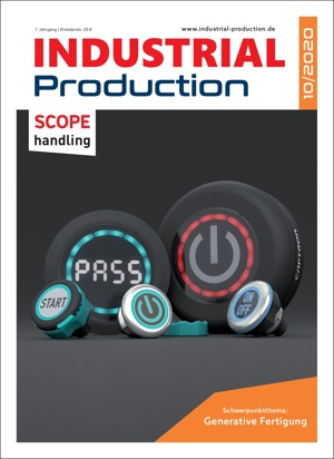 INDUSTRIAL Productionn Ausgabe 10/2020