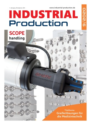 INDUSTRIAL Productionn Ausgabe 09/2020