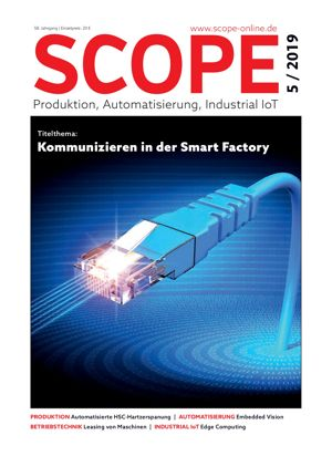 SCOPE Ausgabe Mai 2019