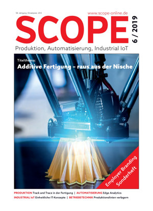 SCOPE Ausgabe Juni 2019