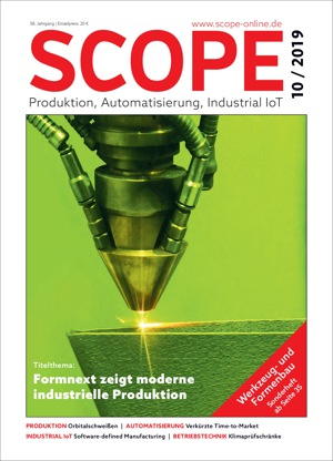 SCOPE Ausgabe Oktober 2019