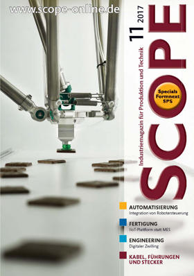 SCOPE Ausgabe November 2017