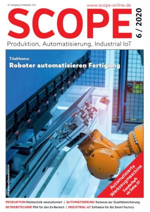 SCOPE Produktion, Automatisierung, Industrial IoT - E-Paper