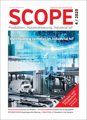 SCOPE Produktion, Automatisierung, Industrial IoT