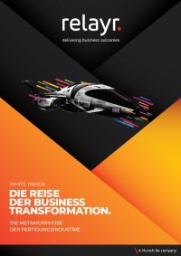 White Paper DIE REISE DER BUSINESS TRANSFORMATION