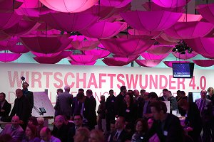 CeBIT 2015: d!conomy in der Sonnenfinsternis