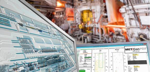 Qualitätsmanagementsystem PQA der MET/Con