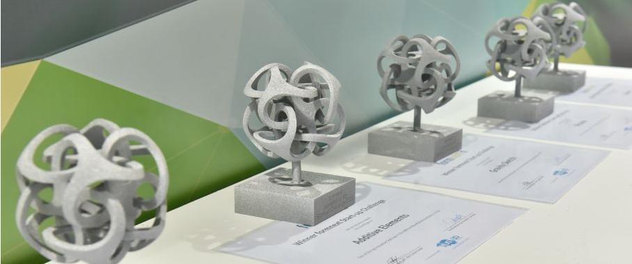 """Additive Fertigung: Gewinner der """"formnext Start-up Challenge"""""""