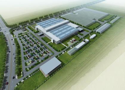 Märkte + Unternehmen: Bosch eröffnet neues Werk in China