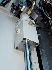Feststelleinheiten: Hochdynamische  Werkzeugmaschinen