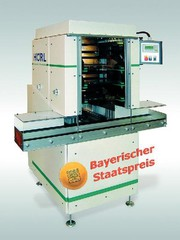 Speichergerät für Werkstückträger: Ausgezeichnet in Technik und Funktion