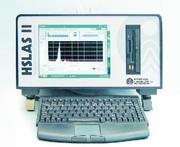Partikelspektrometer HSLAS II/LAS-X II: Flexible Aerosol-Partikelspektrometer
