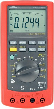 Digitalmultimeter: Echteffektivwert- Messung für Industrie, Labor und Service