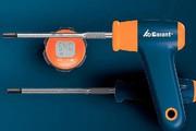 Präzisionswerkzeuge: Kontrolliertes Verschrauben  mit Durchblick