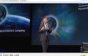 Dassault Système: 3D-Experience Customer Forum 2013 in Las Vegas (Video)