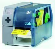Webguide: cab Produkttechnik - Etikettendrucker A+-Serie