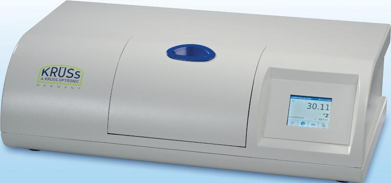 Webguide: A.KRÜSS - Automatisches Polarimeter P3000