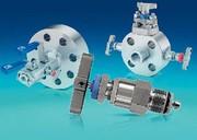 Ventilblöcke: Neues Kugelhahn- und Nadelventildesign für Messgeräte