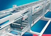 Rail Cable Carrier: Schienen fürs Kabel