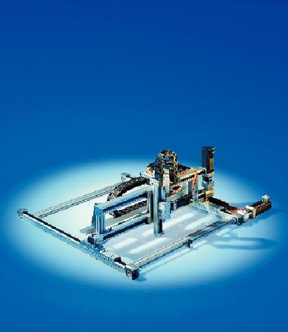 Mehrachssystem MAX: Mehrachssysteme aus dem Baukasten