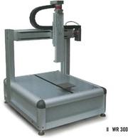 Tischroboter WR 300: Präzise positionieren