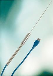 Temperaturmesssystem TC100: Einfache und schnelle Temperaturmessung