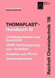 Handbuch THOMAPLAST-IV: Frisch aus der Druckerei