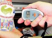 Infrarot-Handthermometer Miniflash II: Berührungslose Temperaturmessung für Jedermann