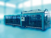Druckluftformautomat Thermorunner KTR6: Es wurde viel gebechert