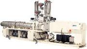 Doppelschneckenextruder KMD 184-32/PL: Mehr PVC-Platten pro Stunde