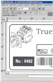 Etikettensoftware Print Star: Eine professionelle