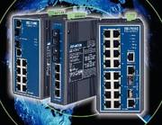 Industrielle Ethernet Switche: Ethernet für die Industrie