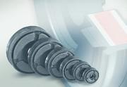 Magnetkoblen DR: Kolben en miniature