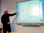 Teamboard: Präsentation mit Pep
