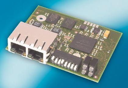 Industrial Ethernet Modul: Offene Programmierschnittstelle