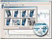 Software für Messdatenauswertung: Aufgehübschte Messdaten