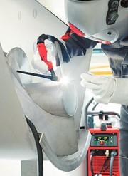 WIG- und Elektrodenschweißsysteme: Voll digital