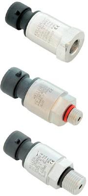 Drucktransmitter: Spaltfrei zusammengefügt