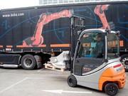 Materialfluss + Logistik: Es liegt  was in der Luft