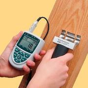Materialfeuchtegeber FH 696 MF: Zerstörungsfreie Messung der Materialfeuchte