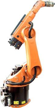 Industrieroboter: Ein drehfreudiger Kollege