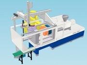 Neues Verfahrenskonzept für 2K-Bauteile: Alles unter einem Hut