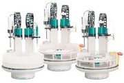 Laborgeräte: Automatische Probenvorbereitung  auf höchstem Niveau