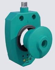 Induktives Winkelmess-System F130: Winkel verschleißfrei messen