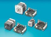 Schrittmotor CMK: Schrittmotor und  Treiber kombiniert