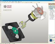 Märkte + Unternehmen: 3D-Tool veröffent- licht die Version 8.0
