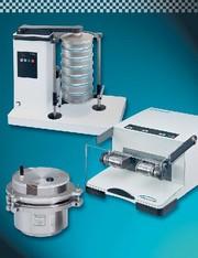 Klopf-Siebmaschine AS 200 tap: Retsch Produktinnovationen auf der analytica